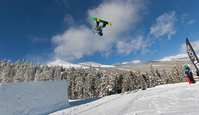 Breck Dew Tour SNB Slope Qualifiers Gallery