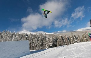 Breck Dew Tour SNB Slope Quals