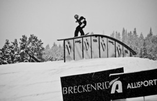 Breck Dew Tour Men\'s SNB Slope Finals Gallery