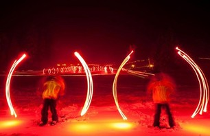 Mammoth Night of Lights Celebration