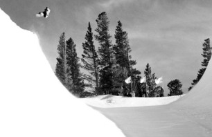 Burton Am Pipe Series at Mammoth Photo 0003