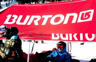 Burton Am Pipe Series at Mammoth Photo 0010