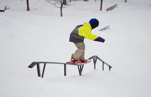 Mighty Midwest Snowboard Camp - Raging Buffalo