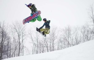 Mighty Midwest Snowboard Camp - Raging Buffalo Photo 0003