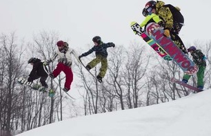 Mighty Midwest Snowboard Camp - Raging Buffalo Photo 0006
