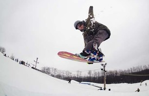 Mighty Midwest Snowboard Camp - Raging Buffalo Photo 0011