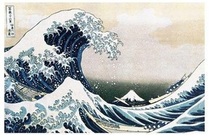 Tsunami Art from Japan (and elsewhere)