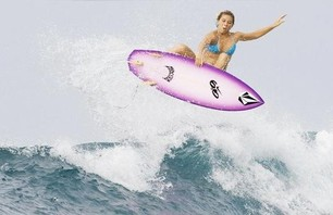 Women Who Surf (that we like to look at) Photo 0006