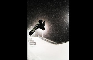 Dew Tour Killington Men\'s SNB Pipe Prelims Gallery