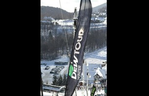 Dew Tour Killington Men\'s Snowboard Pipe Finals Gallery Photo 0001