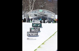Dew Tour Killington Men\'s Snowboard Pipe Finals Gallery Photo 0002