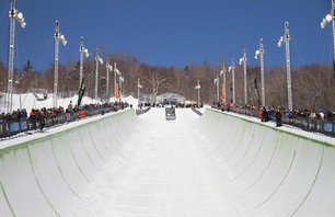 Dew Tour Killington Men\'s Snowboard Pipe Finals Gallery Photo 0003