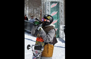 Dew Tour Killington Men\'s Snowboard Pipe Finals Gallery Photo 0010