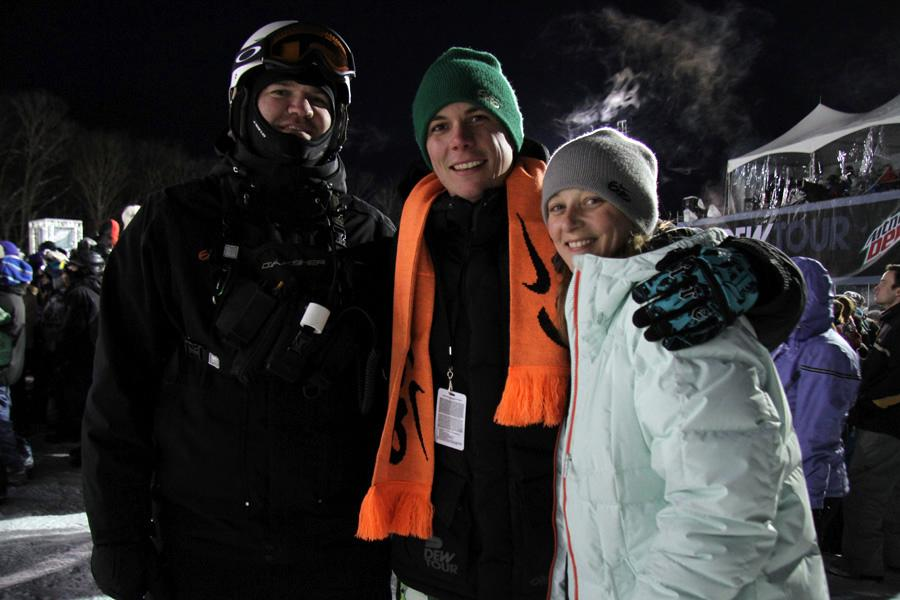 Dew Tour Killington Men\'s Ski Superpipe Gallery