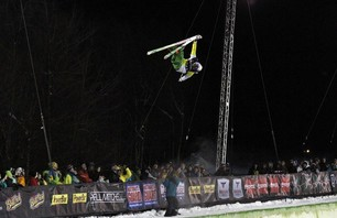 Dew Tour Killington Men\'s Ski Superpipe Gallery Photo 0011