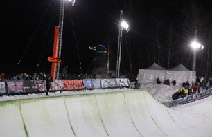 Dew Tour Killington Men\'s Ski Superpipe Gallery Photo 0009