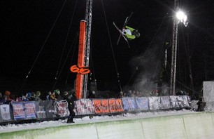 Dew Tour Killington Men\'s Ski Superpipe Gallery Photo 0012