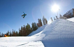 Mammoth Unbound Park Photos - Dec 27