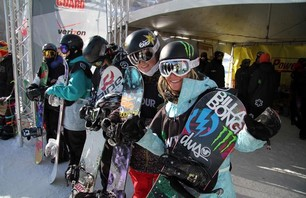 Women\'s Snowboard Slopetsyle Finals Gallery - Dew Tour Killington Photo 0003