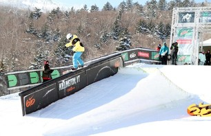 Women\'s Snowboard Slopetsyle Finals Gallery - Dew Tour Killington Photo 0005