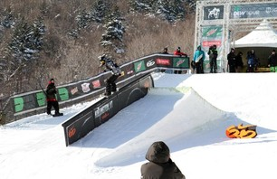 Women\'s Snowboard Slopetsyle Finals Gallery - Dew Tour Killington Photo 0006