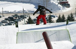 Women\'s Snowboard Slopetsyle Finals Gallery - Dew Tour Killington Photo 0007
