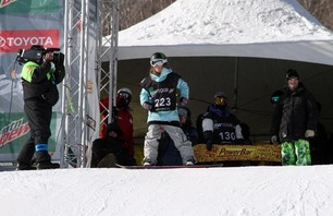 Women\'s Snowboard Slopetsyle Finals Gallery - Dew Tour Killington Photo 0008