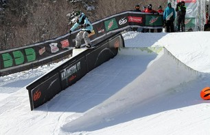 Women\'s Snowboard Slopetsyle Finals Gallery - Dew Tour Killington Photo 0009