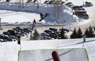 Women\'s Snowboard Slopetsyle Finals Gallery - Dew Tour Killington Photo 0010