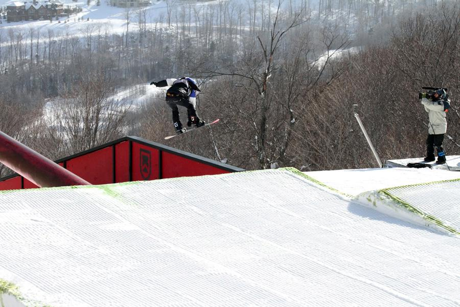 Women\'s Snowboard Slopetsyle Finals Gallery - Dew Tour Killington