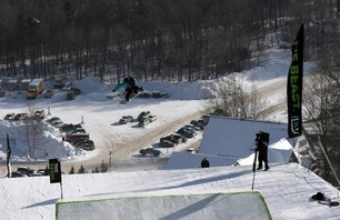 Women\'s Snowboard Slopetsyle Finals Gallery - Dew Tour Killington Photo 0012