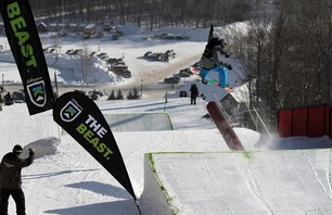 Men\'s Snowboard Slopestyle Gallery - Dew Tour Killington Photo 0001