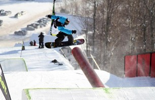 Men\'s Snowboard Slopestyle Gallery - Dew Tour Killington Photo 0002