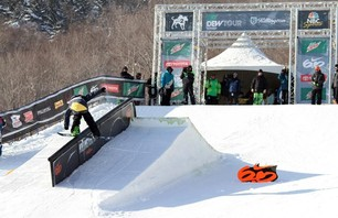 Men\'s Snowboard Slopestyle Gallery - Dew Tour Killington Photo 0003
