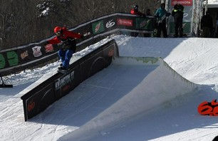 Men\'s Snowboard Slopestyle Gallery - Dew Tour Killington Photo 0006