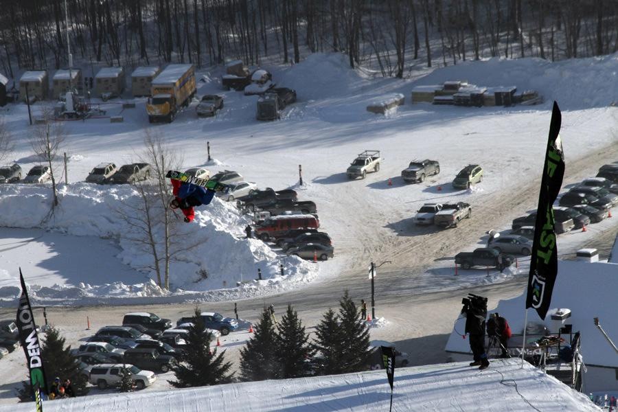 Men\'s Snowboard Slopestyle Gallery - Dew Tour Killington