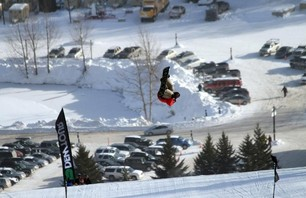 Men\'s Snowboard Slopestyle Gallery - Dew Tour Killington Photo 0010