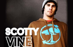 Scotty Vine Joins Arbor Snowboards