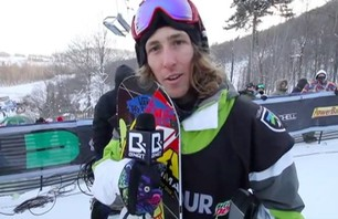 Eric Willett - 2nd Place Slopestyle Dew Tour Killington