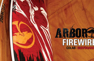 ARBOR and Firewire SURFBOARDS Hit Stores