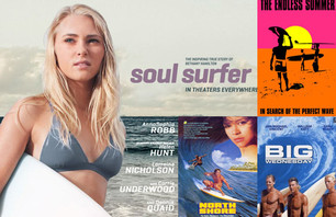 Soul Surfer Joins Best of Hollywood Surf Cheese