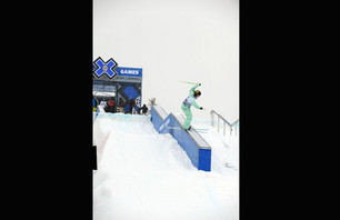 Winter X Games 14 - Turski Takes Women\'s Slopestyle Gold