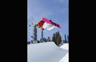 Winter X Games 14 - Snowboard Superpipe Women\'s Elimination Results