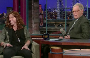 Shaun White on David Letterman