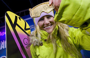 Winter X 14 - Bleiler Wins Superpipe Gold