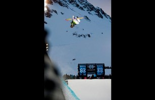 Winter X Games Europe - Men\'s Ski Pipe Finals Photo 0007