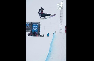 Winter X Games Europe - Women\'s SNB Pipe Finals Photo 0004