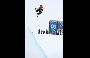 Winter X Games Europe - Women\'s SNB Pipe Finals Photo 0006