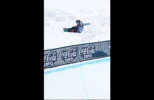 Winter X Games Europe - Women\'s SNB Pipe Finals Photo 0005