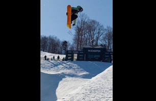 US Open of Snowboarding Halfpipe Qualifiers Photo 0001
